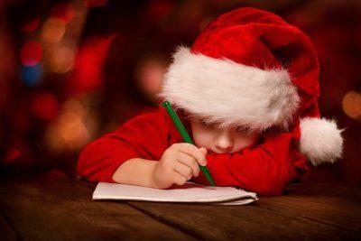Weihnachtsaktion gestartet: Jetzt Wunschzettel holen und Kindern Freude bereiten