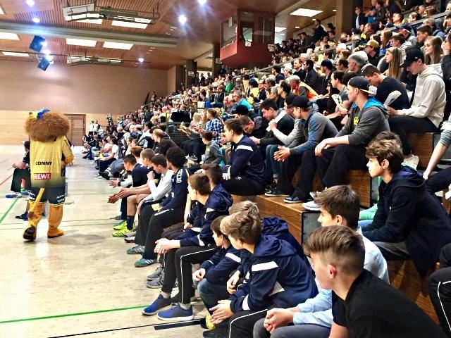 Junglöwen wie die großen Vorbilder: Handballer vor Meisterschaft?