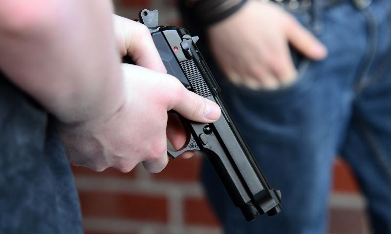 Polizeieinsatz: An Straßenbahn-Haltestelle geschossen