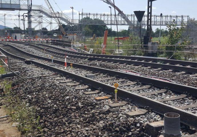 Nicht schon wieder: Neues Loch beim Rastatter Bahntunnel?