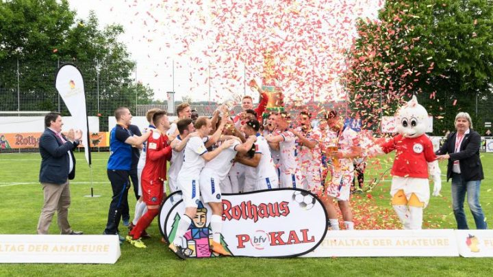 bfv-Rothaus-Pokal: Karlsruher SC holt sich den 1. Platz