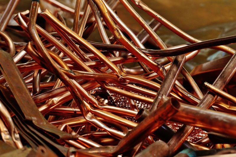 Zwei mal Kupfer gestohlen: über 2 Tonnen geklaut