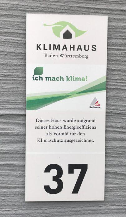 Auszeichnung der Stadt Karlsruhe
