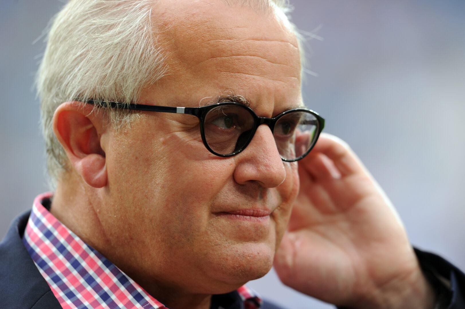 SC Freiburgs Präsident Fritz Keller soll neuer DFB-Präsident werden. Foto: GES Sportfoto