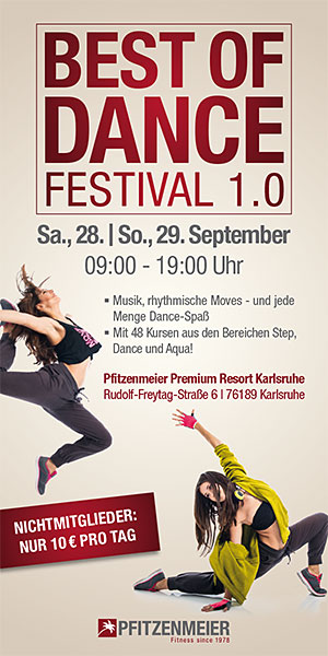 Best of Dance Festival - Pfitzenmeier