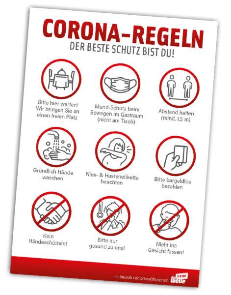 Gastro Regeln Corona